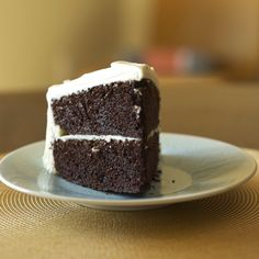 Marcus Samuelson's Chocolate Birthday Cake
