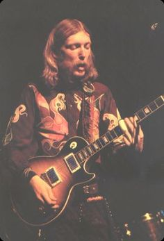 Duane Allman: Best of the Southern Rock Blues Guitarists