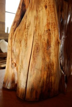 Diy Tree Stump Side Tables