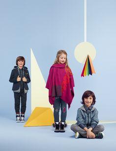 The Fendi Kids FW15 campaign