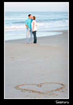 Love the beach idea for pictures