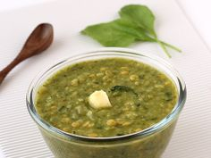 Dal Palak - Protein Rich Yellow Dal with Spinach - Kids Special - Serve with Jeera Rice or Paratha in Lunch or Dinner - Step by Step Recipe