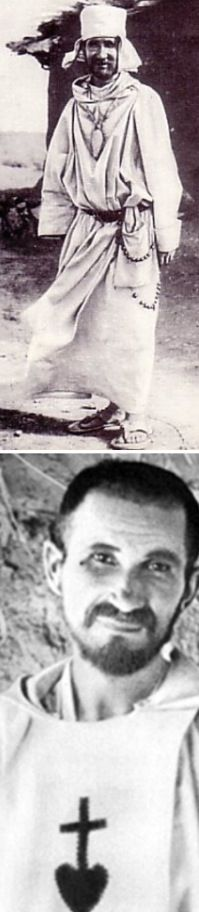 Excised From The Public Record: Charles de Foucauld, Louis Massignon & The 'Mystic Gay Connection'