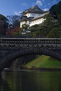 intothegreatunknown:      Kokyo, Tokyo