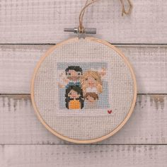 """Bothy Needleworks on Instagram: """"Happy Mother's Day ☀️"""" Bothy, Polaroid Pictures, Happy Mother S Day, Needlework, Custom Design, Cross Stitch, Instagram, Embroidery, Polaroid Photos"""