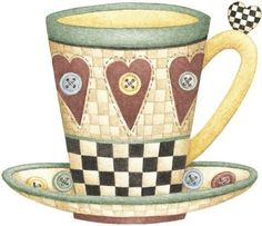 Debbie Mumm - Somogyi Erika - Álbuns da web do Picasa Quilting Projects, Quilting Designs, Sewing Clipart, Animal Templates, Country Crafts, Country Art, Teapots And Cups, Christmas Sewing, Paint Shop
