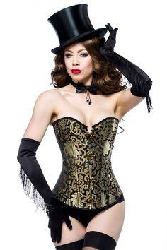 Burlesque Bekleidung online kaufen | BLACK IMPRESSIONS Shop