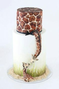 Cake -- too cute - For all your cake decorating supplies, please visit craftcompany.co.uk