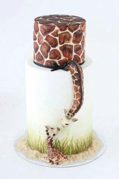 Cake -- too cute