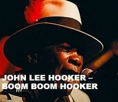 "TODAY (June 21, 13 years ago) John Lee Hooker ,  the  ""talking bluesman"", passed away. He is remembered. To watch her 'VIDEO PORTRAIT'  'John Lee Hooker  - Boom Boom Hooker' in a large format, to hear 'BEST OF  John Lee Hooker  Tracks' on Spotify go to  >>http://go.rvj.pm/8n"