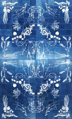 blueware_tiles-121_4 .... these blueware tiles are all just beautiful! it's partly that beautiful blue color(like my favorite old jeans) to the intricate designs...