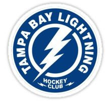 This picture represents the Tampa Bay Lightning Hockey Team. I would love to work for the Tampa Bay Lightning. I think that working for the lightning would give me some purpose to my job. Hockey Logos, Nhl Logos, Ice Hockey Teams, Sports Logos, Hockey Stuff, Sports Teams, Hockey Cup, Lighting Hockey