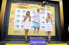 Stage 13: Saint-Étienne - Chamrousse 197.5km -Vincenzo Nibali in polka dots
