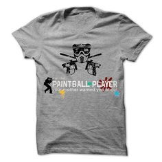 Paintball player! #teeshirt #clothing