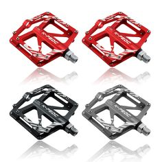 Bicycle Pedal Aluminum/Alloy Mountain Bike Pedals Road Cycling Sealed 3 Bearing Pedals BMX UltraLight bike Pedal Bicycle Parts // FREE Worldwide Shipping! //     #hashtag2
