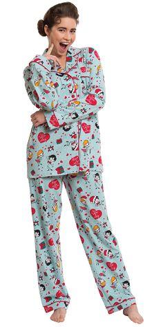 """I Love Lucy""® Christmas Pajamas"