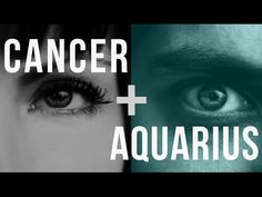 Cancer & Aquarius: Love Compatibility