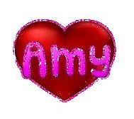 Amy Name, Dorm, Daughter, Names, Heart, Red, Dormitory, My Daughter, Dorm Desk