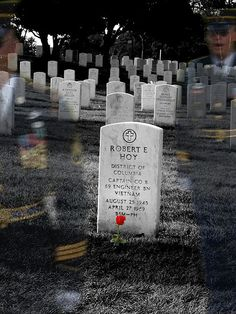 Arlington National Cemetery by bride_of_neptune, via Flickr