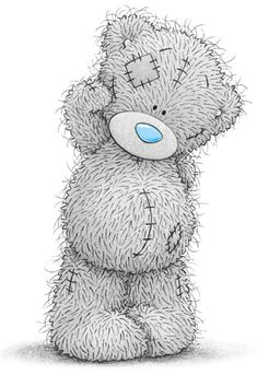New Drawing Cute Bear Tatty Teddy Ideas Tatty Teddy, Teddy Bear Images, Teddy Bear Pictures, Teddy Bear Drawing, Teddy Bear Tattoos, Kids Cartoon Characters, Gata Marie, Blue Nose Friends, Cute Teddy Bears