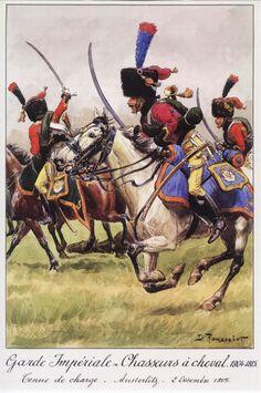 Austerlitz 2 dicembre 1805 la carica