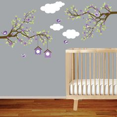 Hey, I found this really awesome Etsy listing at https://www.etsy.com/listing/186521748/branch-wall-decal-baby-girl-nursery-tree