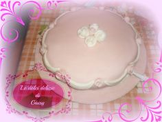 la torta 2°compleanno di mia figlia