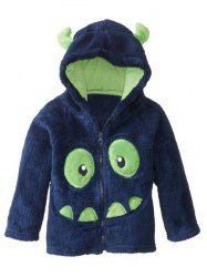 SHARE & Get it FREE   Kids Hooded Cartoon Monster Fleece CoatFor Fashion Lovers only:80,000+ Items • New Arrivals Daily • Affordable Casual to Chic for Every Occasion Join Sammydress: Get YOUR $50 NOW!