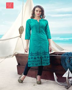 Elf's Tunics_142 Price: Rs.2155 Size: 50 http://dresslinefashion.com/index.php?route=product/product&path=96&product_id=140