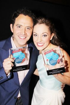 Laura Osnes Stomach