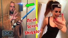 Hey Guy's, today we take a look at some of the funniest people to ever take selfies to the next level! Some of these really are hilarious and it just goes to...