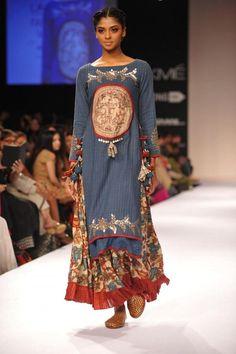 Pakistani Dresses, Indian Dresses, Indian Outfits, Indian Attire, Indian Wear, Kurta Designs, Blouse Designs, Lakme Fashion Week 2015, Fashion 2018