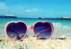 Sunglasses at the Beach!!!