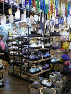 Chatuchak Weekend Market section 2 and 4 household items
