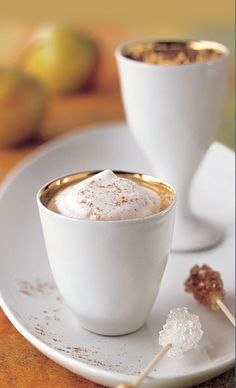 apple ginger coffee