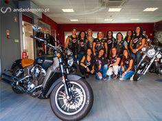 A Luzeiro, concessionáriaoficial Indian e Victory em Portugal, organizou no passado Domingo, dia 2 de Outubro de 2016, um Test Ride aos diversos modelos das marcas da Polaris.