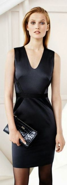 acfbffbd8f672 28 Best Hugo Boss- Women images in 2018 | Woman fashion, Feminine ...