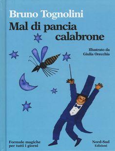 """""""Mal di pancia calabrone"""" di Bruno Tognolini (Nord-Sud Edizioni, 2014) - Copertina"""