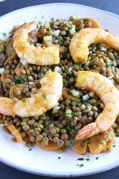 Weight watchers shrimp recipes pasta 50 Ideas for 2019 Weight Watchers Shrimp, Weigh Watchers, Shrimp Pasta Recipes, Beignets, Paella, Pasta Salad, Risotto, Vegetarian, Fish