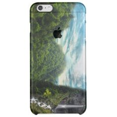 Abalone Lake Clear iPhone 6 Plus Case