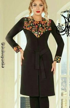 Hijab Fashion 2016, Muslim Fashion, Fashion Dresses, Sexy Dresses, Casual Dresses, Ikkat Dresses, Dress Anak, Iranian Women Fashion, Hijab Style