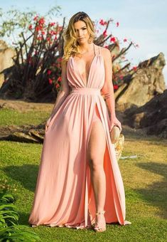 Swans Style is the top online fashion store for women. Shop sexy club dresses, jeans, shoes, bodysuits, skirts and more. Prom Dresses With Pockets, Grad Dresses, Bridal Dresses, Bridesmaid Dresses, Wedding Dress, Party Gowns, Party Dress, Dress Me Up, Pink Dress
