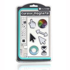 Cursor Icon Magnets design inspiration on Fab.