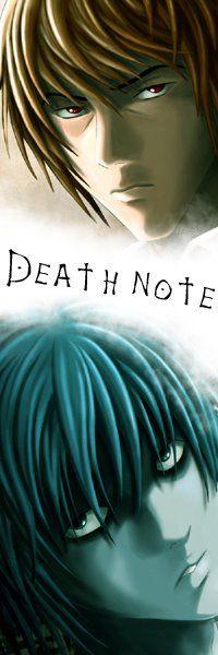 Death Note (Desu nôto) - 2006/7 - Thx Nasia!