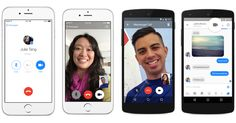 It's not polite to call someone out of the blue anymore. Best to text them first. That's why Facebook thinks video calling will live naturally inside..