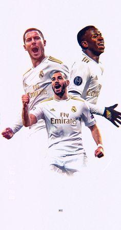 Real Madrid Team, Hazard Real Madrid, Real Madrid Football, Real Madrid Players, Cristiano Ronaldo Wallpapers, Cristiano Ronaldo Lionel Messi, Cr7 Ronaldo, Best Football Players, Football Art