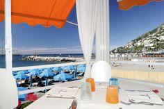 Stella Maris restaurant, Amalfi Town, Amalfi Coast