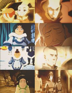 """Avatar the Last Airbender: """"My brother and many of my friends are gone."""""""