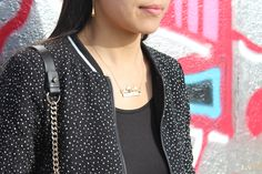 Copenhagen necklace by shlomit ofir. Photo credit: petite and so what