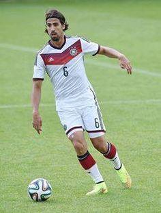 Khedeira #fodbold #vm #tyskland
